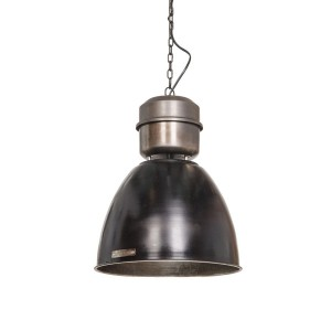 Lampa Voltera 32 cm - Shine Black Nickel