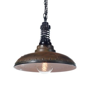 Lampa Factoria 1 Rusty Brown