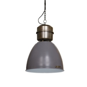 Lampa Voltera 32 cm - Matt Grey Nickel