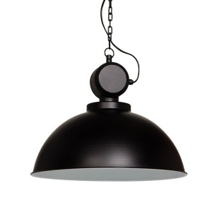 Lampa Netto 40 cm - Matt Black