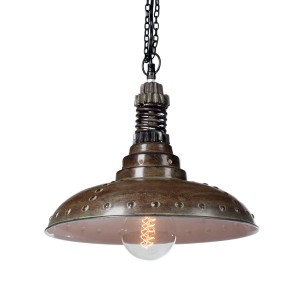 Lampa Factoria 1 Brown