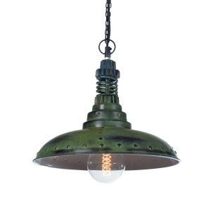 Lampa Factoria 1 Green