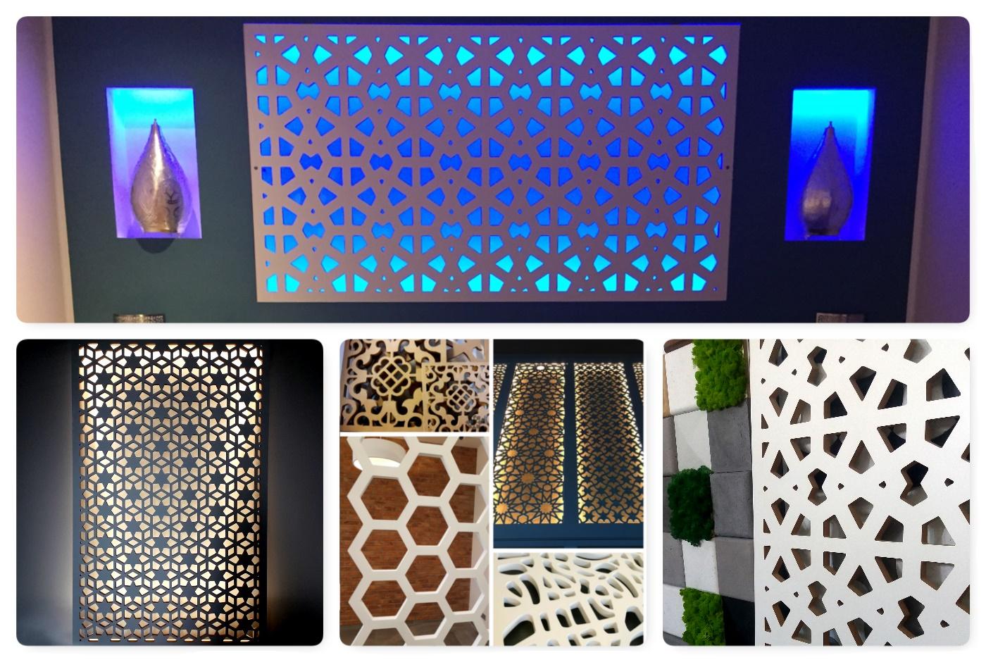 Panele Ażurowe Sol Techdesignpl Wyjątkowe Produkty Dla